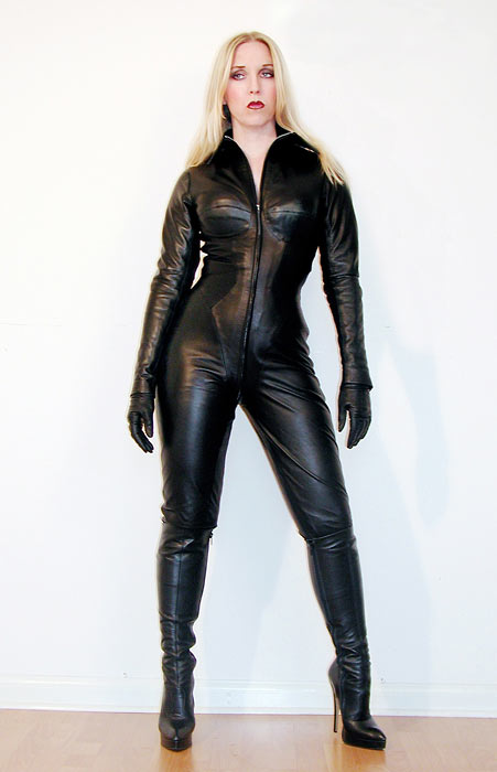 Catsuit Sidonia Latex Catsuits Mistress Pictures