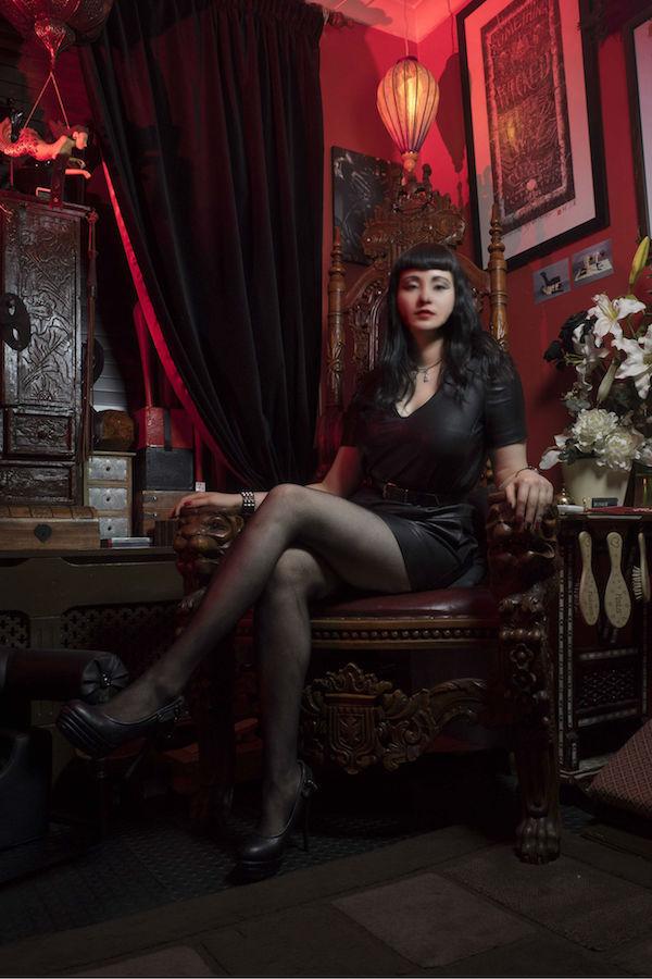 Mistress Bettie Von Sade
