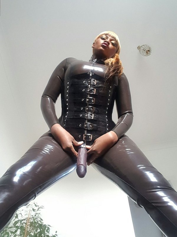 Serve your mistress with total submission 5