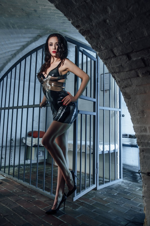 Lady Mephista Zurich FemDom Sessions